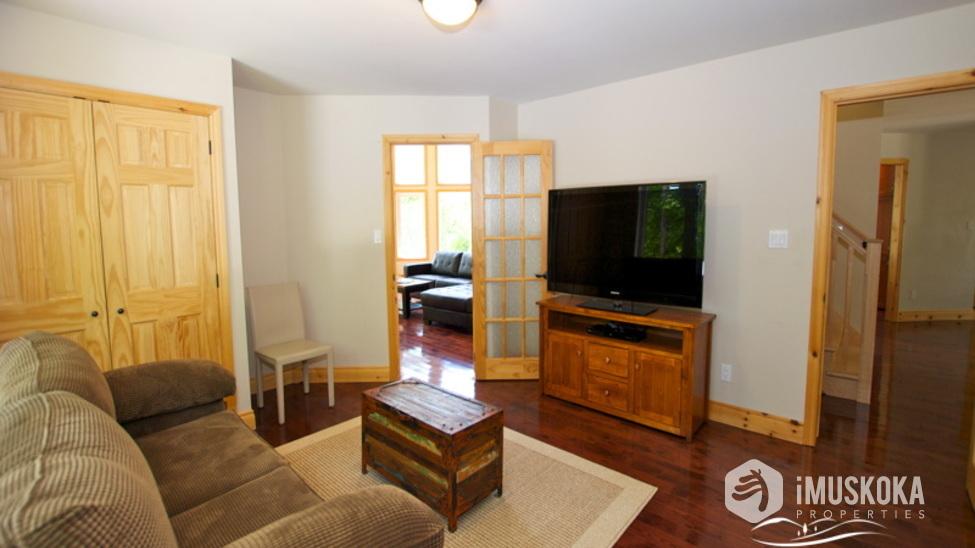Media Room media room or extra, main floor bedroom