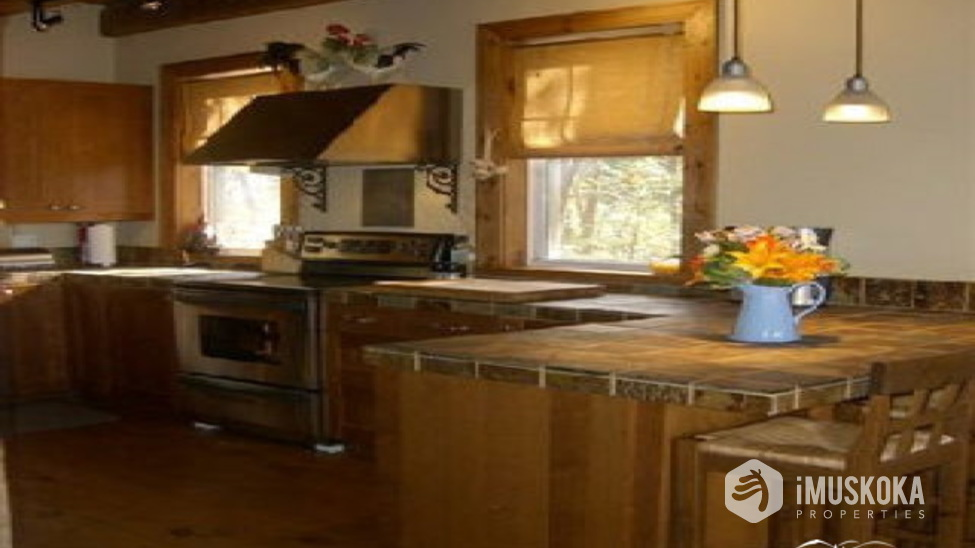 Gourmet Kitchen with Granite kitchen for making gourmet meals with all the wish list could ask for