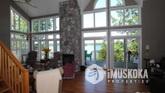 Living Area, hardwood floors