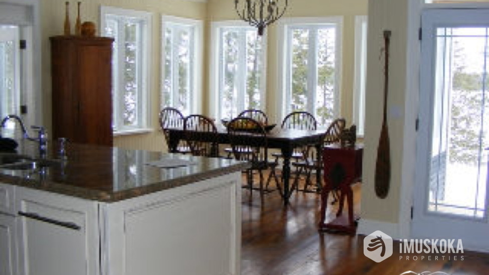 Open Concept Dining Room Open concept dining, kitchen living area. Modern layout, great build.
