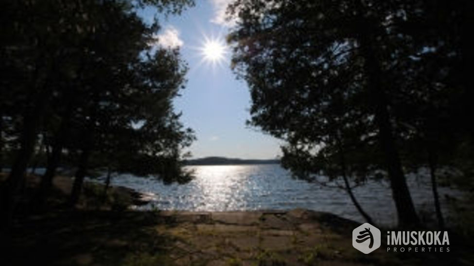Point of Land Prime area of Lake Joseph