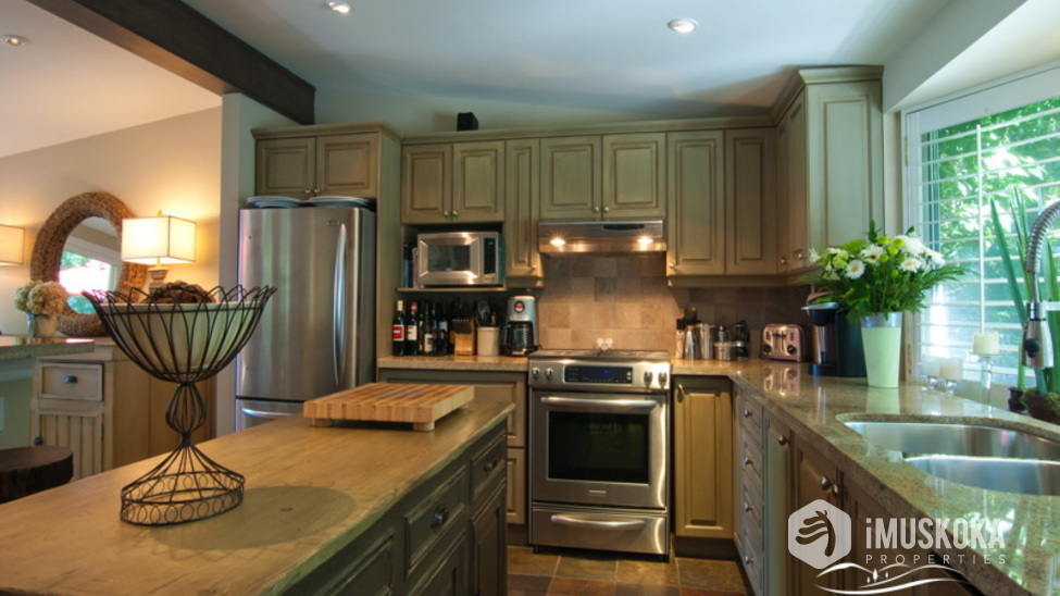 Fabulous New Kitchen with Granite Countertops