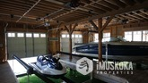 Boathouse with 2-slips